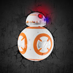 Star Wars The Force Awakens Wandlamp BB-8