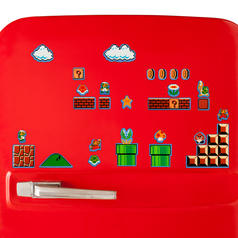 Nintendo Super Mario Fridge Magnets
