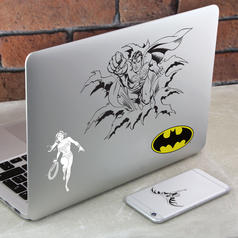 Superheroes Gadget Decals