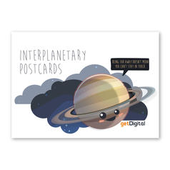 Interplanetary Postcards