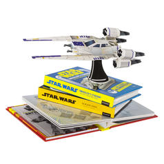 Star Wars Book And Model Construction Set