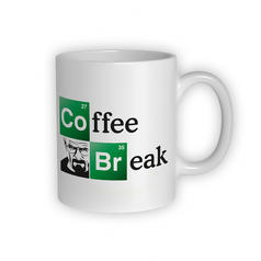 Coffee Break Mug