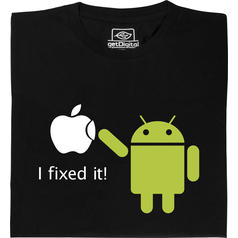 Android Fixed it Shirt