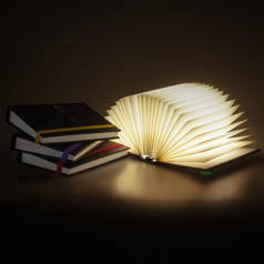 Book of Light - Book Shaped Mood Light