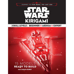 Star Wars Kirigami Book