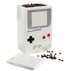 Nintendo Game Boy Cookie Jar / Coffee Canister