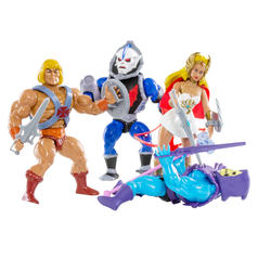 Vintage Masters of the Universe Action Figures