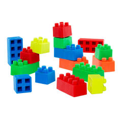 Building Block Erasers