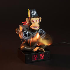 Call of Duty Monkey Bomb Alarm Clock