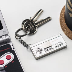 Nintendo NES 3D Key Ring