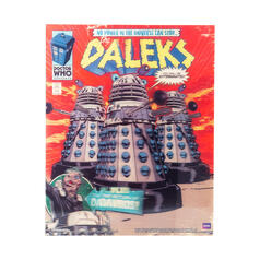 Doctor Who Dalek 3D Picture