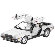 Back to the Future Metal Earth 3D Construction Set DeLorean