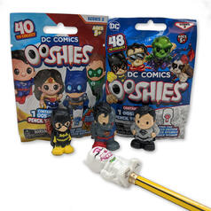 DC Comics Ooshies Collectible Pencil Topper