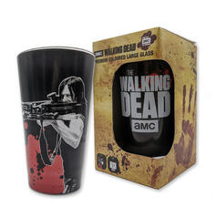 The Walking Dead Glass Daryl Dixon