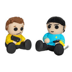Handmade by Robots Star Trek Vinyl Figures