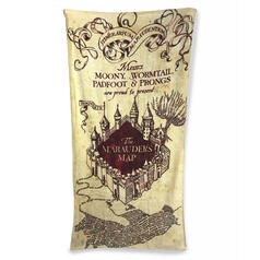 Harry Potter Towel Marauder's Map