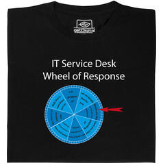 IT Service Responswiel T-Shirt