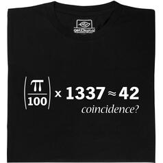 Coincidence T-Shirt