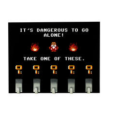 Dangerous to go alone sleutelbord