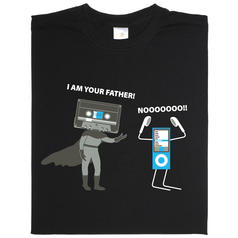 iPods vader T-Shirt
