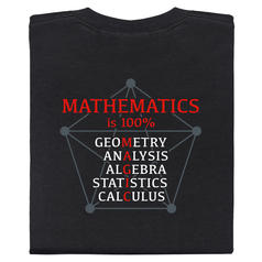 Mathematics is 100 percent Magic