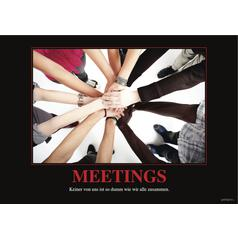 Meetings Poster