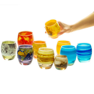 Solar System Glasses Set