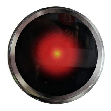 HAL 9000 3D Gel Sticker